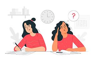 چند ساعت مطالعه برای آزمون آیلتس نیاز است؟